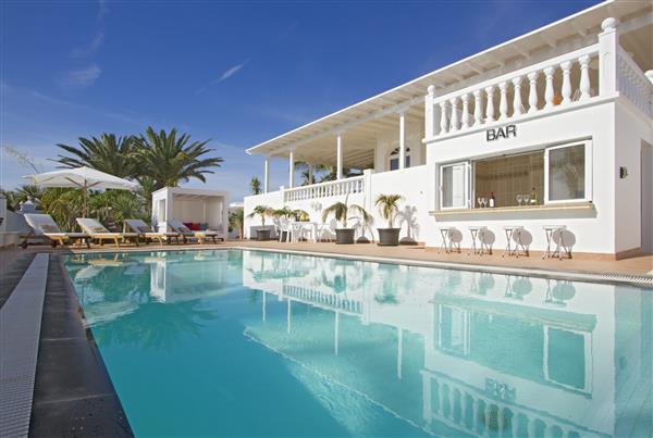 Villa Sea Dreams in Las Palmas