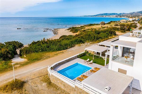 Villa Sea La Vie, Kiotari, Rhodes