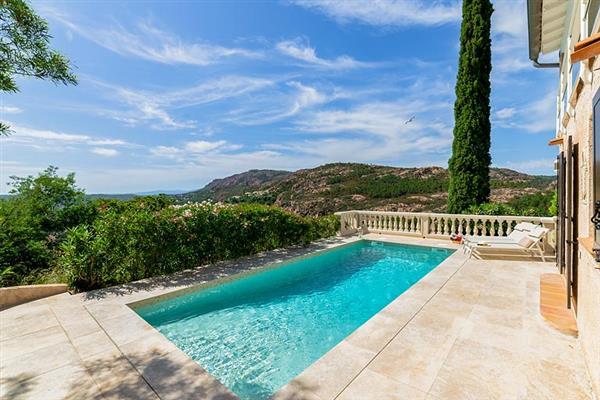 Villa Sea View from James Villas