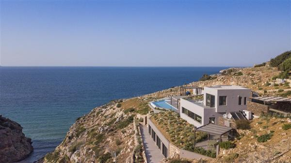 Villa Searock in Crete