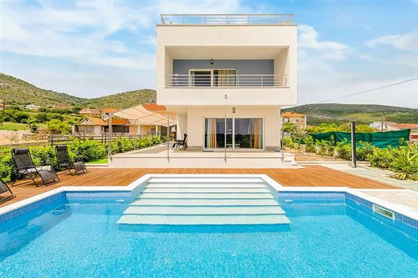 Villa Seascape in Croatia