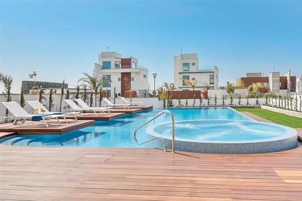 Villa Seashell in Cyprus