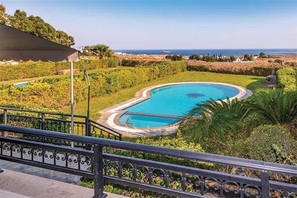 Villa Seashell in Rhodes