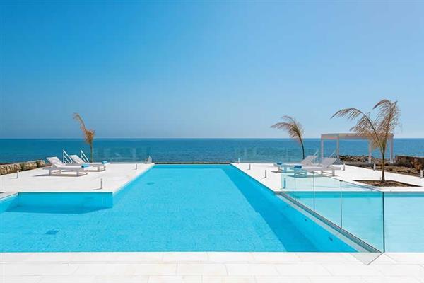 Villa Seashore in Rhodes
