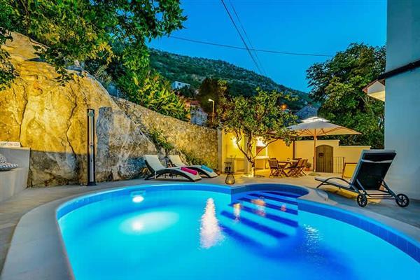 Villa Secret Haven in Croatia