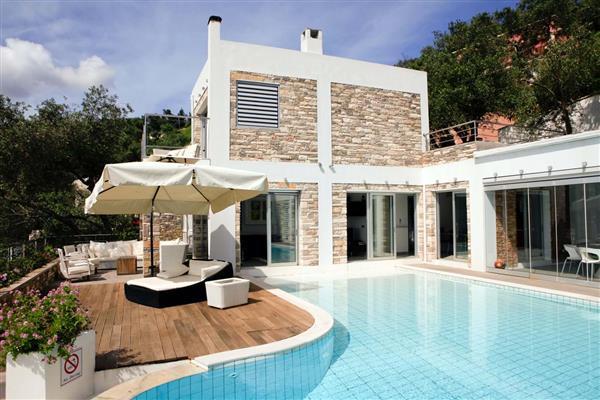 Villa Selena in Ionian Islands