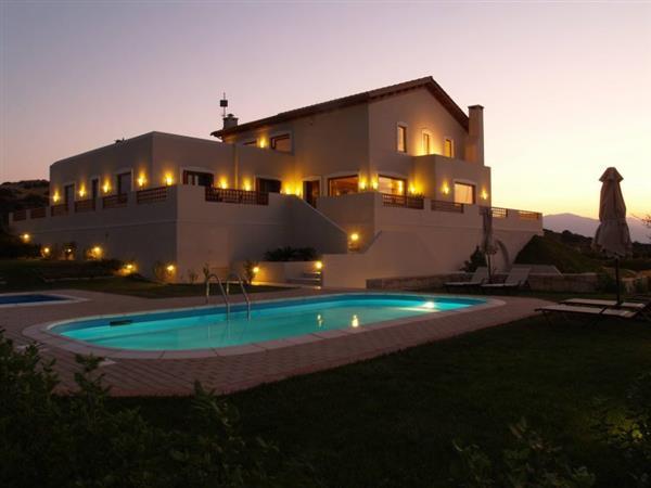 Villa Selena in Crete