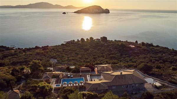 Villa Selene in Ionian Islands
