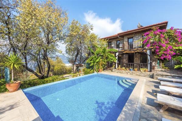 Villa Selimiye in Marmaris
