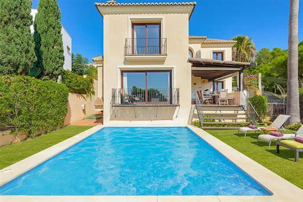 Villa Semper in Spain