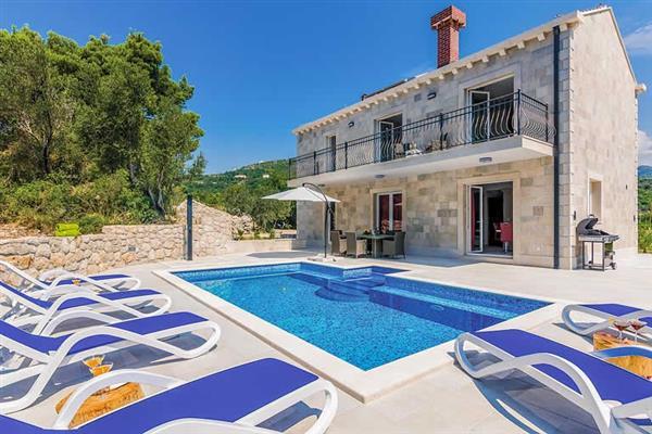Villa Seraphina in Croatia