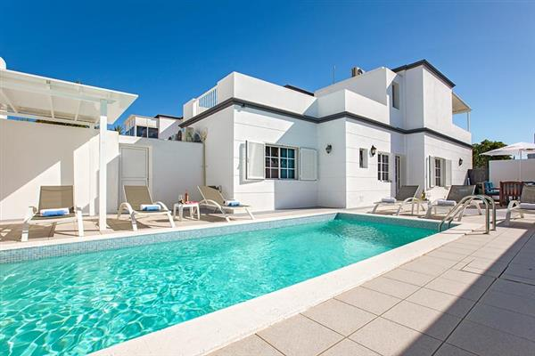 Villa Sereena in Puerto del Carmen, Lanzarote