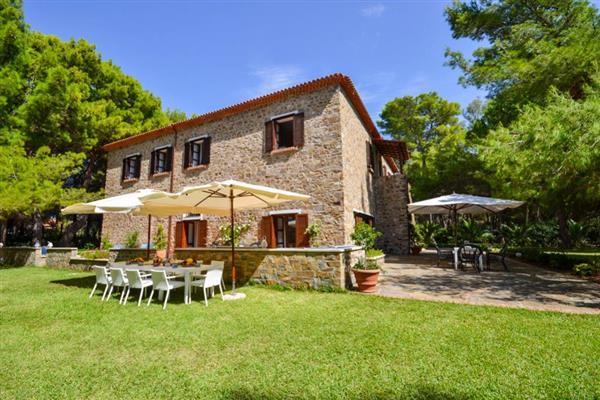 Villa Serena in Provincia di Salerno