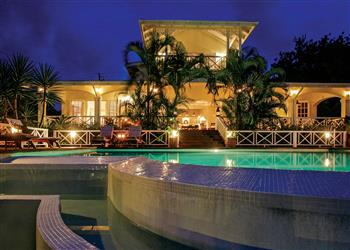 Villa Serene in St Lucia