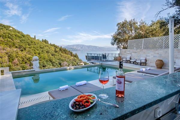 Villa Serenity in Ionian Islands