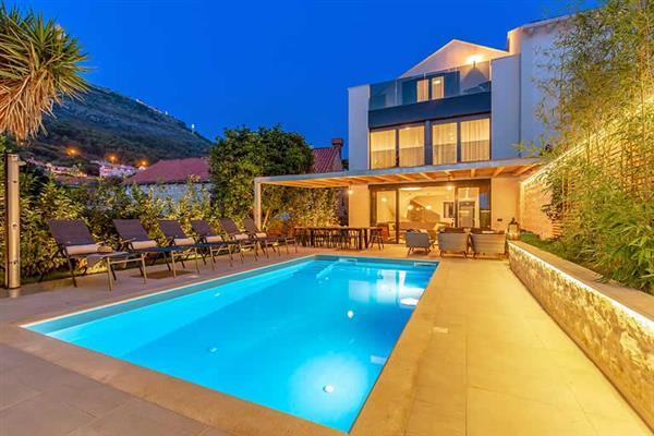 Villa Serenity in Croatia
