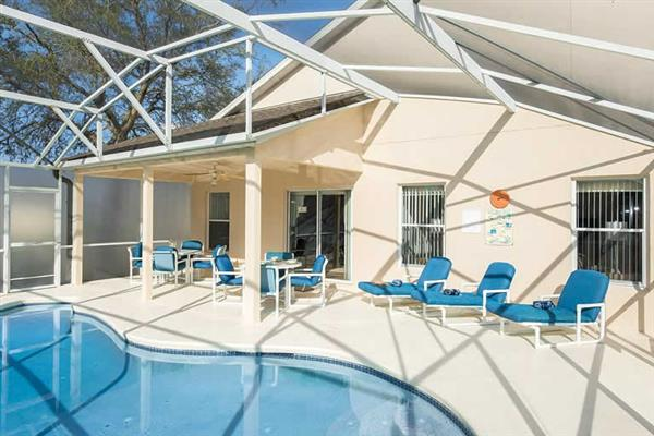 Villa Serenity in Florida