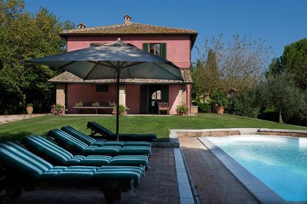 Villa Serravalle in Provincia di Siena