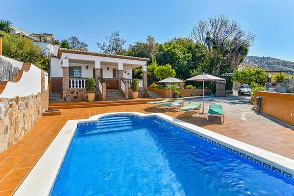 Villa Serymar in Spain