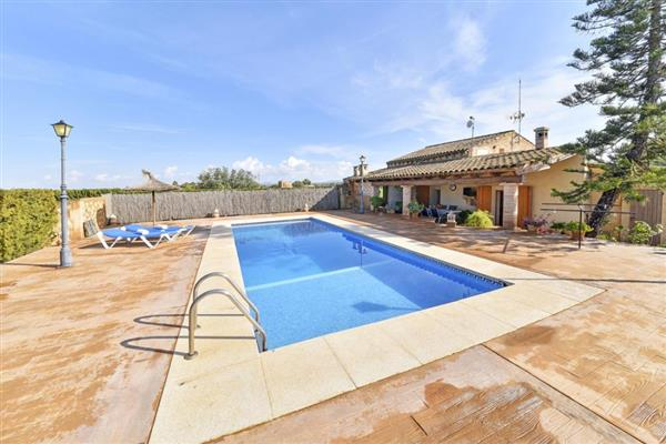 Villa Ses Covetes in Illes Balears