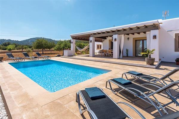 Villa Ses Dos Illes in Ibiza