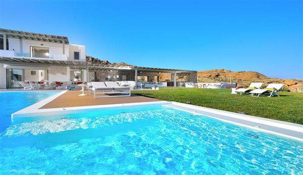 Villa Seth in Southern Aegean