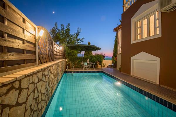 Villa Sfakaki in Crete