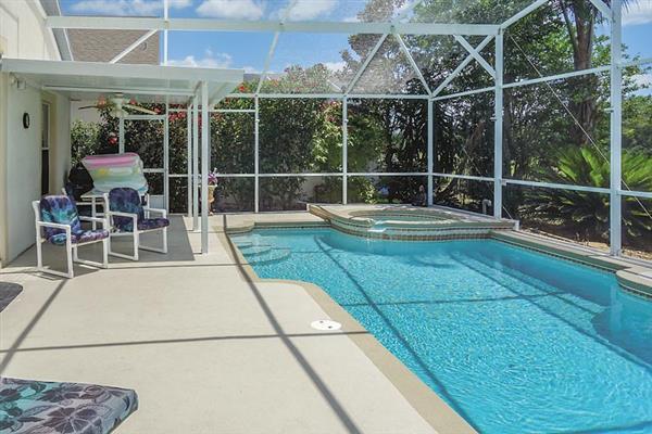 Villa Shadow Creek in Florida