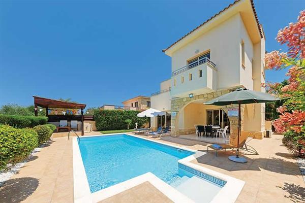 Villa Shanta in Cyprus