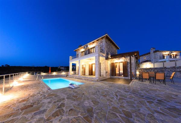 Villa Shirley in Ionian Islands