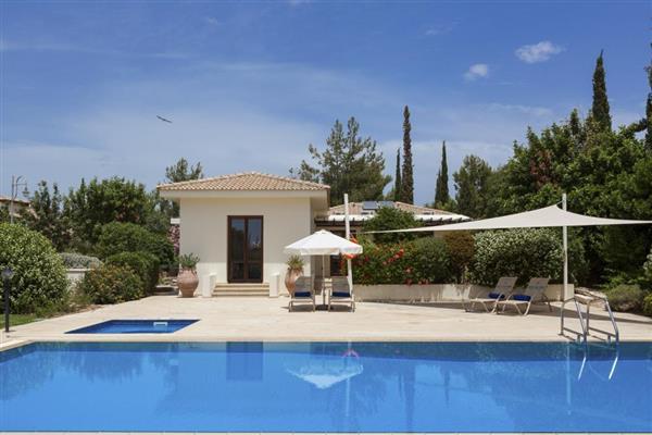 Villa Shura, Aphrodite Hills Resort, Cyprus