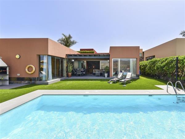 Villa Sia in Las Palmas