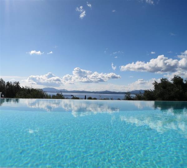 Villa Sibyl in Ionian Islands