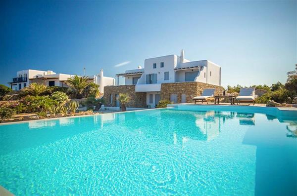 Villa Silas in Southern Aegean