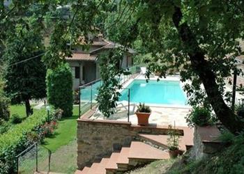 Villa Silvana in Provincia di Arezzo