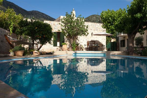 Villa Simone in Crete