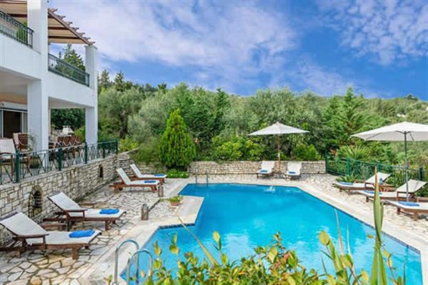 Villa Siora Elena in Paxos