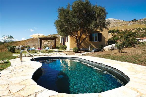 Villa Sirena in Sicily