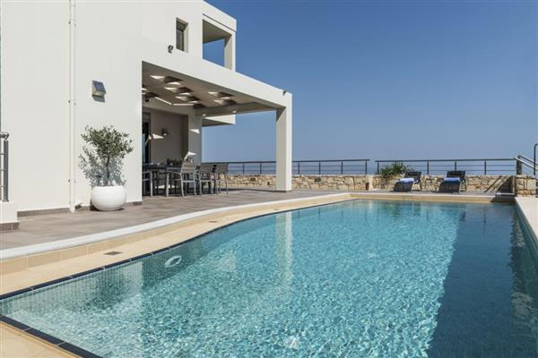 Villa Sirius in Crete
