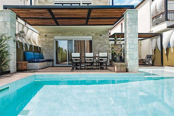 Villa Sithonia from James Villas