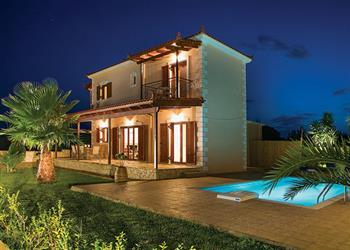 Villa Skala Blue in Kefalonia