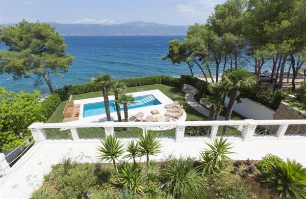 Villa Slatine in Općina Split
