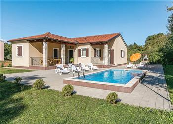 Villa Slatka in Croatia