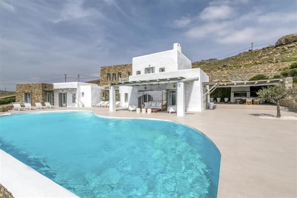 Villa Snowdrop in Southern Aegean