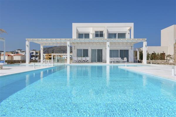 Villa Socrates in Southern Aegean