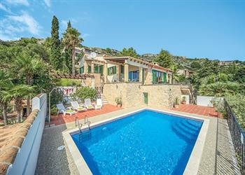 Villa Sol Naixent in Mallorca