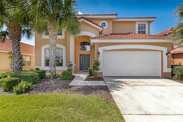 Villa Solana circle, Solana, Orlando - Florida With Swimming Pool