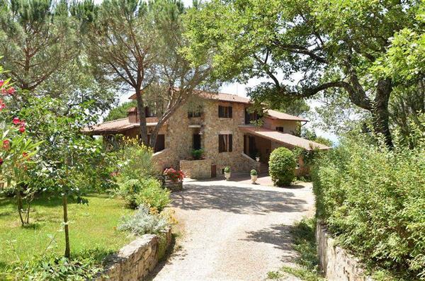 Villa Solara in Provincia di Siena