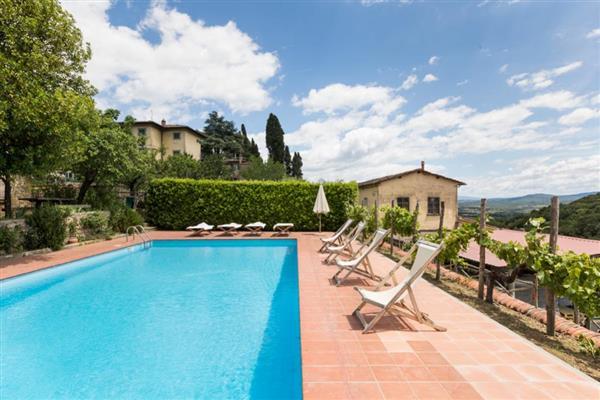 Villa Soldani in Provincia di Arezzo