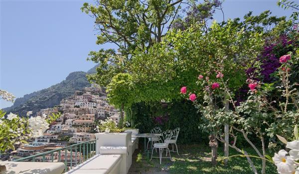 Villa Sole in Provincia di Salerno